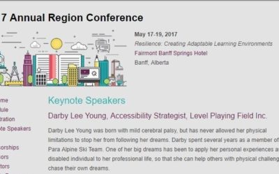 LPF's Darby named Keynote Speaker!