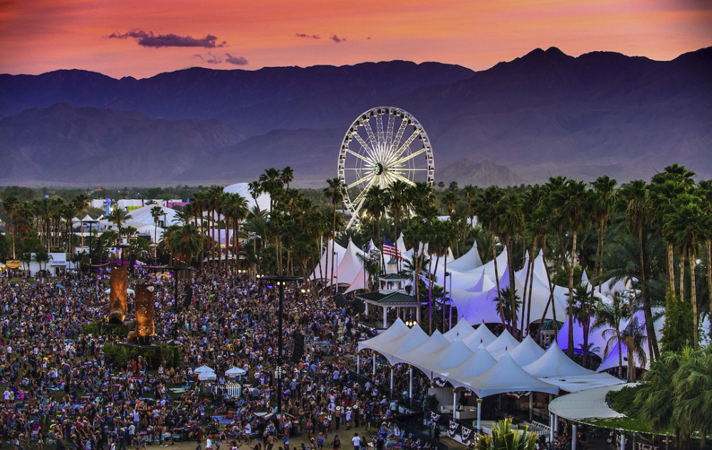 Photo of Stagecoach Music Festival Level Playing Field Client: Goldenvoice