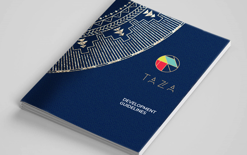Photo of Taza Development Guidelines Level Playing Field Client: Canderel