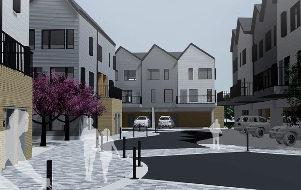 Photo of Bridlewood Affordable Housing Level Playing Field Client: MTa